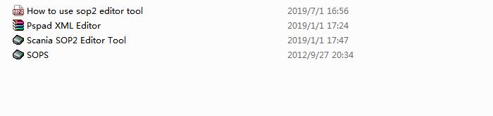 Scania SOPS File Encryptor/Decryptor +XML Editor