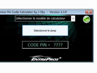PSA Immo PIN Code Calculator v1.3.9 Free Download