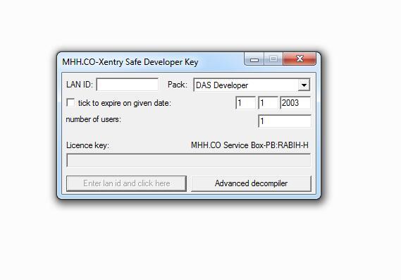 Xentry Safe Developer Keygen