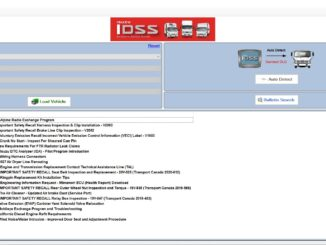 04.2020 ISUZU US-IDSS Diagnostic Software for USA/Canada 100% Work