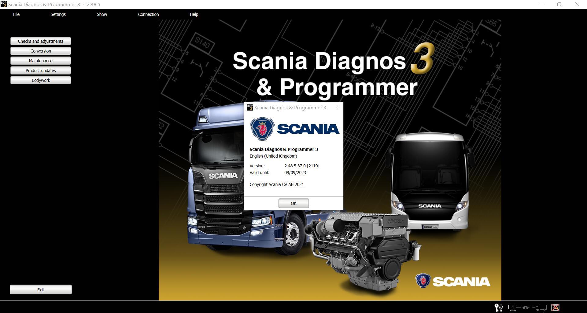 [09.2021] Scania SDP3 2.48.5